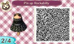 Pin up Rockabilly