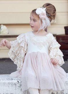 Dollcake Fall 2014 Lace Cake Dress 6 Months to 12 Years Now in Stock