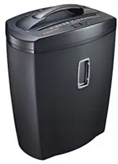Bonsaii DocShred Micro-Cut Paper/CD/Credit Card Shredder, Overload and Thermal Protection, Gallon Wastebasket Capacity, Basket Window Paper Cutting, Cut Paper, Resort Interior, Spa Accessories, Computer Accessories, Paper Shredder, Shredded Paper, Minimalist Apartment, Best Deals Online