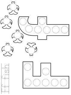 Bingo Dauber E   Zoo Activities   Preschool letter crafts ...