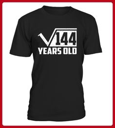 Square Root of 144 12th Birthday Shirt - Shirts für freundin mit herz (*Partner-Link)