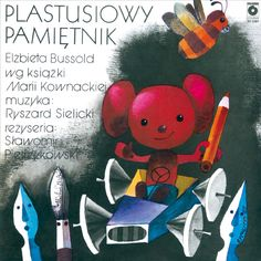 "Bajki-Grajki nr 40 ""Plastusiowy pamiętnik"" www.bajki-grajki.pl"