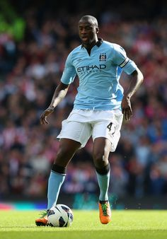 Yaya Toure Photo - Manchester City v Sunderland - Premier League