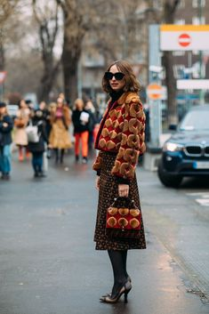 """These Milan Fashion Week Street Style Moments Will Have You Saying, """"What Runway?"""""""