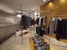 Comme des Garçons Store by Rei Kawakubo - News - Frameweb