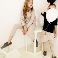 MALI store beige kids fashion
