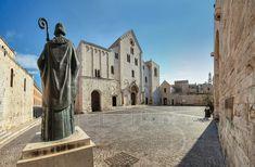 La Basilica di San Nicola, Bari, centro storico, vacanze in Puglia    #Bari #centrostorico #Basilica #sannicola #puglia #travel #discoveritaly