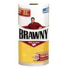 As low as FREE for Brawny Paper Towels at Kroger! - http://printgreatcoupons.com/2014/01/08/as-low-as-free-for-brawny-paper-towels-at-kroger/