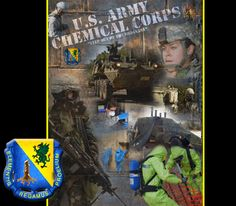 U.S. Army Chemical Corp (CBRN)