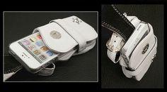 【楽天市場】アイフォンケース/携帯ケース/スマートフォンケース/ホワイト/Leather iPhone Case/Smartphone Case/Leather/White/WILD HEARTS/ワイルドハーツ:ワイルドハーツ Leather Phone Case, Phone Cases, Personalized Items, Iphone, Leather Cell Phone Cases, Phone Case