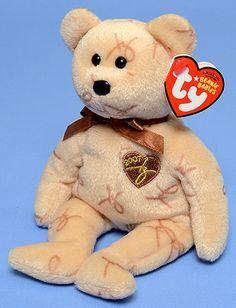 6ced2b1b8c7 2007 Signature Bear - Ty Beanie Babies