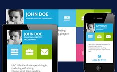 Metro - Mobile friendly online Resume by Cloud CV Free Online Resume Builder, Online Cv, Cinema Colours, Teamwork, Management, Branding, Clouds, Marketing, Brand Management