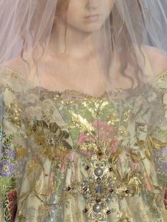 .Absolutely beautiful brocade;  click for close-up