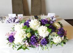 #novarese#vressetrose #Wedding #blue #purple #yokohamamonorith #natural #Flower #Bridal #ノバレーゼ#ブレスエットロゼ#セトレ#setr#ウエディング #メインテーブル#ブルー#会場装花#結婚準備#ナチュラル#結婚式#ブレスエットロゼ神戸#フラワーコーディネート