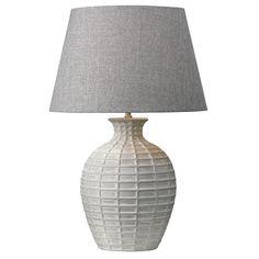 Greta Table Lamp Grey
