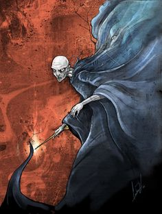 Lord Voldemort by ciclomono