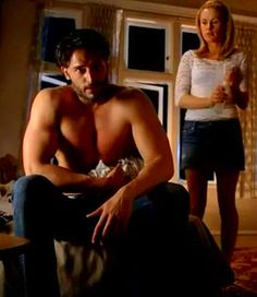 Alcide and Sookie - True Blood