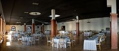 Liberty Warehouse – NYC Outer Boroughs – Reception and Ceremony Locations