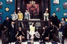 노홍철부터 이은결까지 <지니어스 2> 13인의 전략 #thegenius2 #tvN #ize