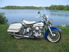 1964 FLH HARLEY-DAVIDSON Duo Glide Panhead Beautiful Motorcycle