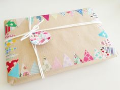 washi tape packaging #gift #wrap