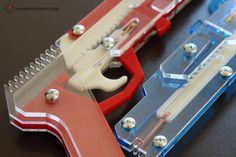 rubber band gun by steven mattern