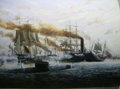 American Civil War Navy ~ Monitor and Merrimack ~ BFD Uss Monitor, Civil War Art, Confederate States Of America, Harpers Ferry, Navy Aircraft, Model Ships, American Revolution, American Civil War, Battleship