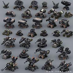 wargear-sci-fi-lowpoly-3d-turrets_28.jpg (600×600)