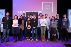 Filmteractive Market - participants and commissioners