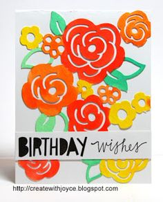 Hello everyone and Happy August What& special about August The Cricut Artistry cartridge is available! I have been playing with t. Birthday Wishes, Birthday Cards, Cricut Cards, Creative Memories, Heart Cards, Cricut Creations, Card Making Inspiration, Close To My Heart, Paper Decorations