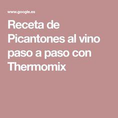 Receta de Picantones al vino paso a paso con Thermomix
