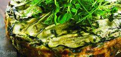 Extra Green Frittata - Dr Libby