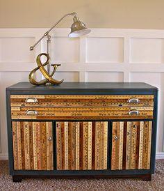 Ruler dresser?!