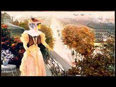 """Ив Монтан """"Под небом Парижа"""" Yves Montand """"Sous le ciel de Paris"""" Автор клипа AsjaRigik."""