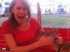 Petting Zoo #FAIL #funny