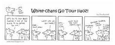 White-chans Go Tour Liaoz #12