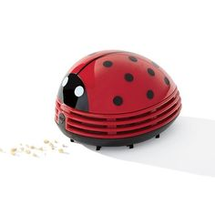 A ladybug crumb catcher to help you tidy up after a messy lunch. | 31 Gifts You'd Actually Want To Find In Your Christmas Stocking