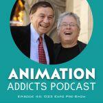 Episode 44: D23 Expo Pre-show (Interviews with Alan Menken & Richard Sherman)