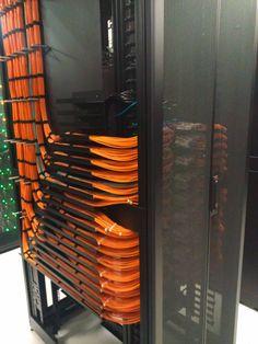 Fiber run for Texas Advanced Computing Center