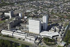Onderwijscentrum Erasmus MC - Dr. Molewaterplein 50 - Rotterdam Architectuurprijs