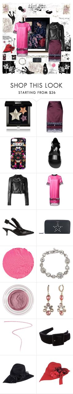 """""""Grunge Glam"""" by sue-mes ❤ liked on Polyvore featuring Advantus, Givenchy, Gucci and Eddie Borgo"""