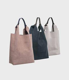 Diy Tote Bag, Diy Handbag, Simple Bags, Fabric Bags, Shopper, Cloth Bags, Leather Accessories, Handmade Bags, Fashion Bags