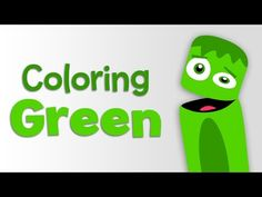 Alligators, Lizards and Leaves | Green | Learn the Colors | Color Crew | BabyFirst TV - YouTube