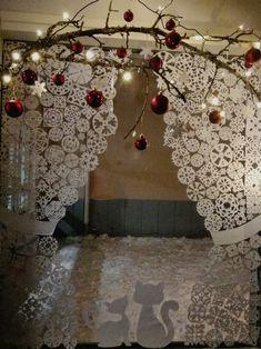 Chandelier, Ceiling Lights, Christmas, Home Decor, Xmas, Candelabra, Decoration Home, Room Decor, Chandeliers