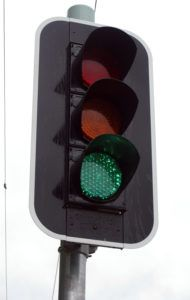 Crouse Hinds Traffic Light Antique Glass Lens Old Vintage Rare Auto Red Signal Antique Glass Traffic Light Traffic Light Signal