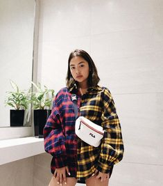 Trendy Outfits, Fashion Outfits, Womens Fashion, Uzzlang Girl, Filipina, Aesthetic Girl, Billie Eilish, Hipster, Ootd