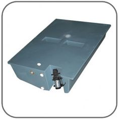 Delivered Fast   PRV70-P   This heavy duty 60 litre water tank is designed to be mounted to the under body of Caravan and Off-Road...more info.