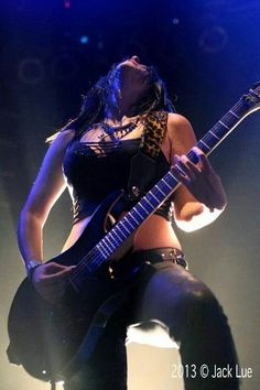 Nikki Stringfield Before the Mourning - Bing images Rock Roll, Bass Guitar Scales, Women Of Rock, Heavy Rock, Guitar Girl, Female Guitarist, Heavy Metal Music, Punk, Music Promotion
