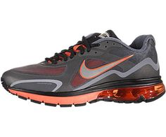 release date 019b7 59099 Nike Mens Air Max Alpha 2011 Running Shoes-Dark Shoe Adds for your Closet