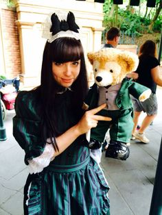Maid and Mansion Duffy